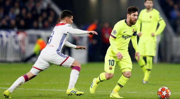 Lyon Sudah Punya Cara Jitu untuk Matikan Messi