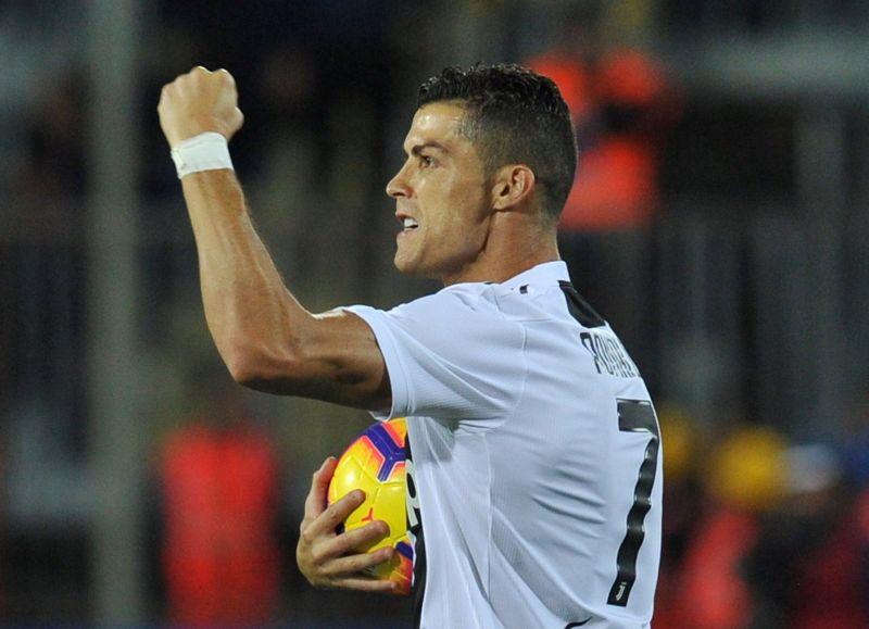 Ronaldo Pecah Rekor Dunia Top Tiga Liga Eropa