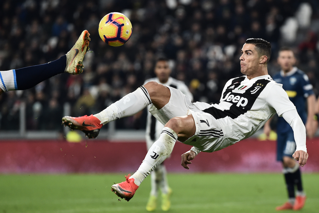 Jika Pensiun Cristiano Ronaldo Ingin Jadi Pelatih