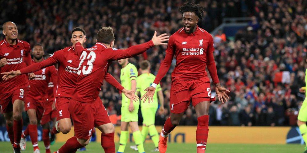 Liverpool Punya Senjata Mematikan Untuk Melawan Barcelona