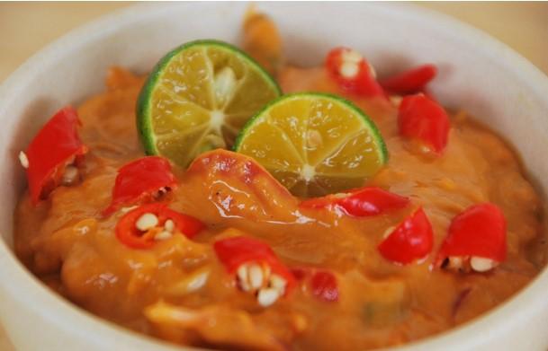 Tempoyak - Makanan Unik Indonesia