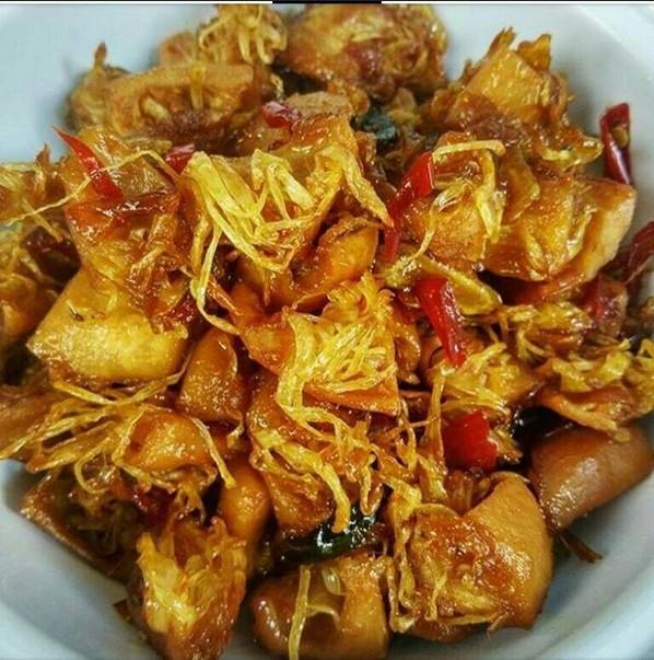Mandai - Makanan Unik Indonesia