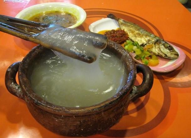 Papeda - Masakan Khas Indonesia