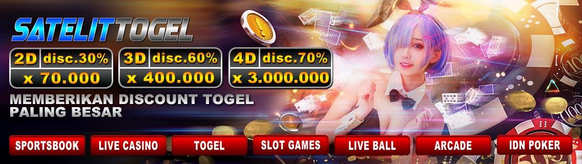 SatelitTogel : Bandar Togel Online Dengan Permainan Menarik