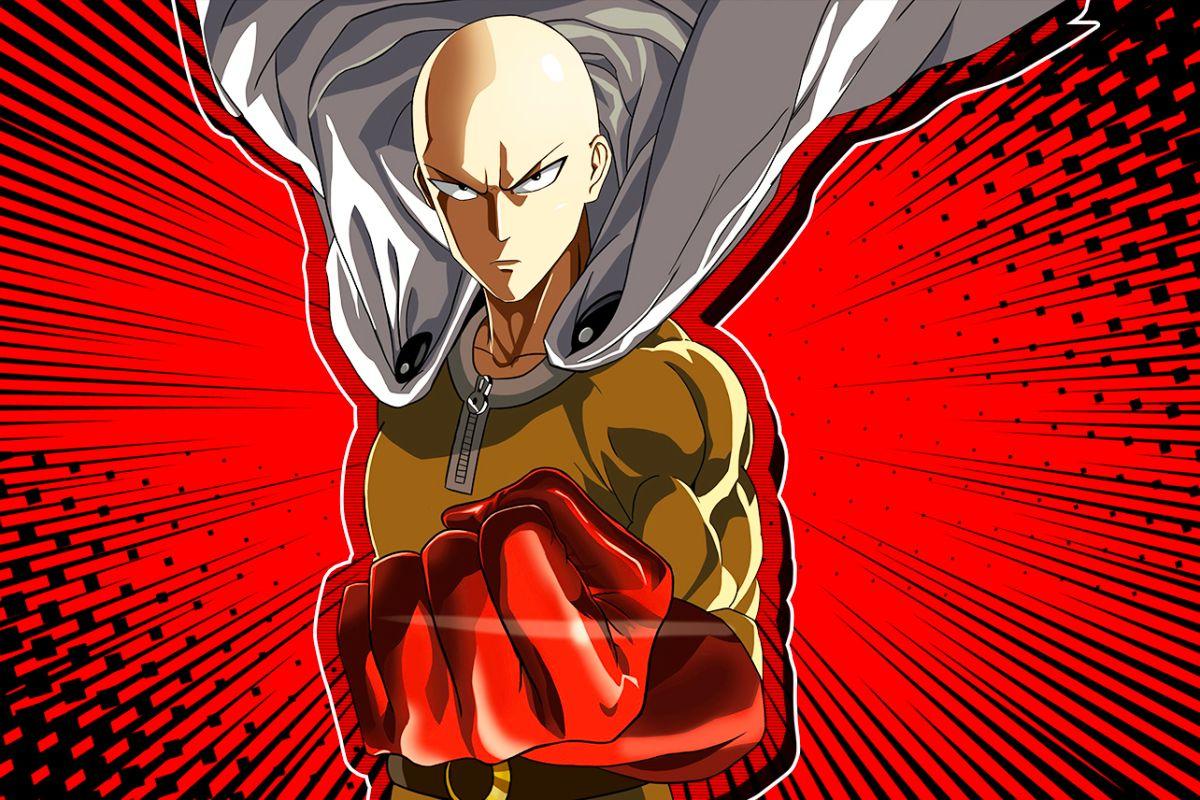 Ada Beberapa Perubahan Antara Manga Dan Anime One Punch Man