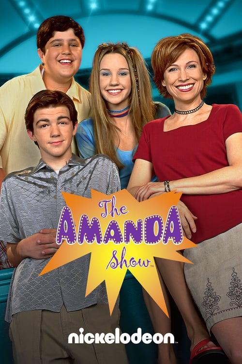 Pembagian Peran The Amanda Show